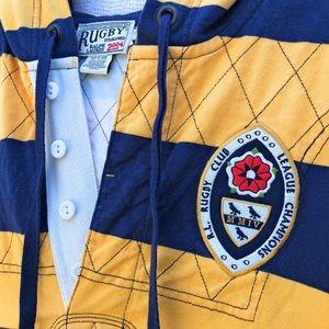 Ralph Lauren Dresses - Ralph Lauren Rugby Dress With Hood